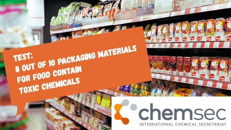 When the Swedish Chemicals Agency tested different food packaging, it found that over 80% contained #DEHP – a highly #toxic #chemical that is severely restricted in other consumer products  #Sustainability