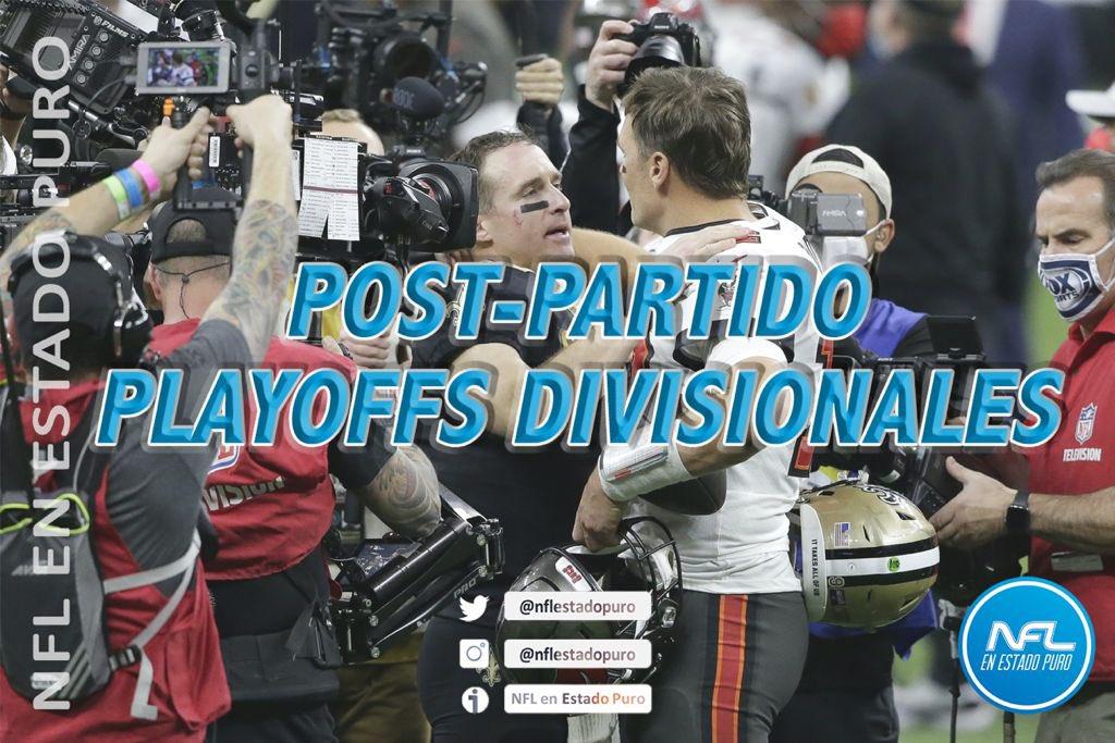 NFL en Estado Puro - Post Partido 2020 Semana 19 - Divisional Playoffs https://t.co/4VpvcTvvcU  Tampa tomó su revancha de la regular season, Packers y Chiefs cumplieron con su papel de favorito y los Bills siguen rompiendo malas rachas. Os contamos toda la ronda divisional. https://t.co/YBYPvz0HMR