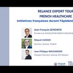 Miquel Lozano (Tesalys) : en l'absence de salons en 2020, l'adhésion à French Healthcare Association a soutenu notre visibilité https://t.co/tpxzjsvchC #FranceRelance #TeamFranceExport