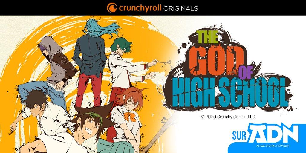Nabong Needle Ryu, Taekkyeon, Tai Chi Chuan, Jeet Kun Do, Karate, choisissez votre style de combat et qualifiez-vous pour le tournoi The God of High School ! Le dernier debout verra ses vœux se réaliser. La série The God of High School arrive demain sur ADN.