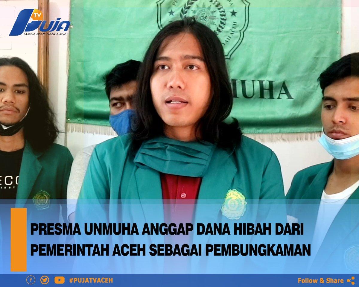 Presma Unmuha Anggap Dana Hibah Dari Pemerintah Aceh Sebagai Pembungkaman    #presma #unmuha #hibah #pemerintah #pemerintahan #aceh #pembungkaman #bungkam #aksi