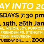 Image for the Tweet beginning: Join us for ZOOM prayer