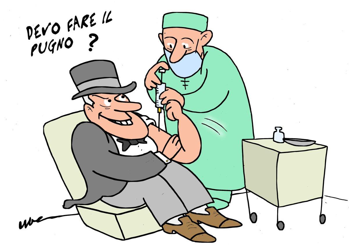 IL BLOG DI UBER: IL PUGNO DELLA MORATTI  #vaccini #Moratti