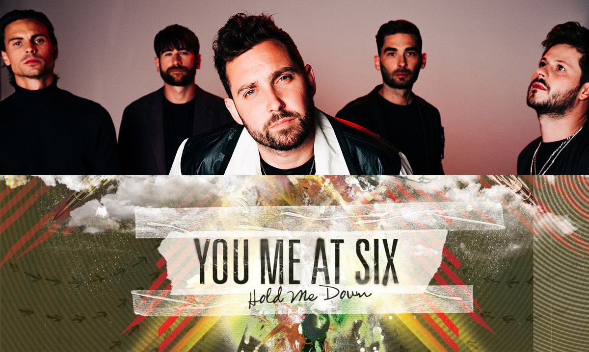 You Me At Six have announced two more shows where they will be playing their album 'Hold Me Down' in full