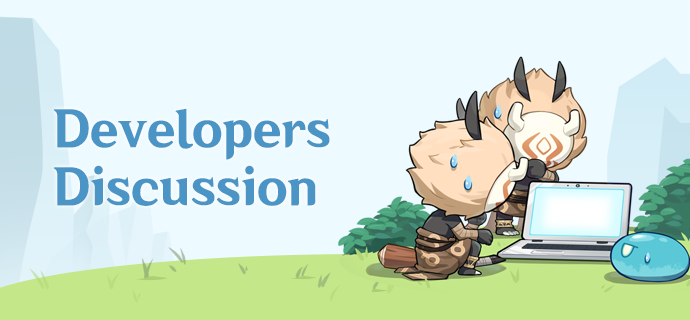 Morning, Travelers! Once again, were bringing you the latest and greatest from the developers discussions! Weve heard that material conversion is fresh out of the oven~ View the full notice here >>> hoyolab.com/genshin/articl… #GenshinImpact
