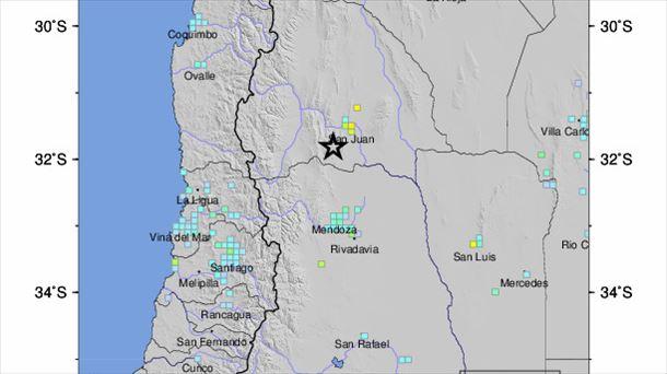 Un terremoto de magnitud 6,4 sacude Argentina https://t.co/MNvPxp6F28 https://t.co/L1pPt4hFPO