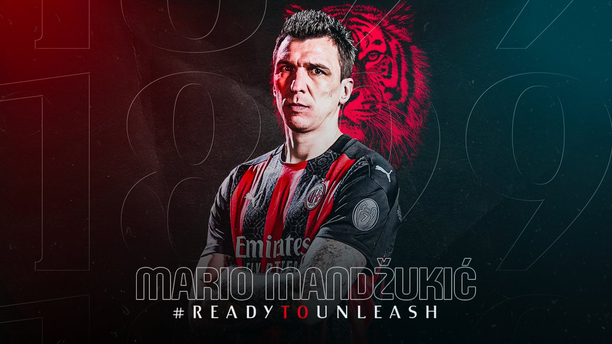 🇭🇷 @MarioMandzukic9 is back in Italy and joins Ante Rebić at @SerieA title contenders @acmilan - we wish him a lot of success! 🔴⚫️  #BeProud #Croatia #Vatreni🔥 https://t.co/Fkto2tgNPy