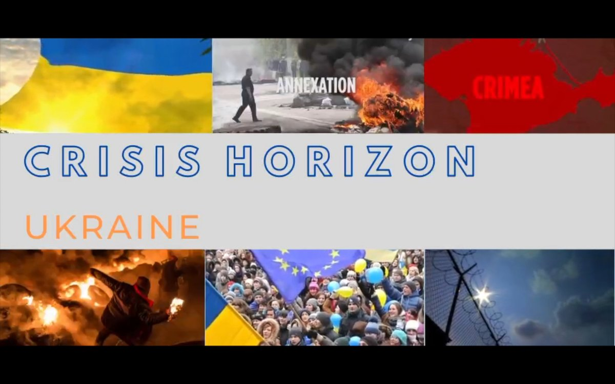 [Weekly Report] #Ukraine Crisis Horizon. #AI-Powered Crisis Indicators, unique assessment, archive and up-to-date map. Click for PDF download. Stay tuned for the latest developments.   #Russia #Crimea #EU #NATO #BlackSea