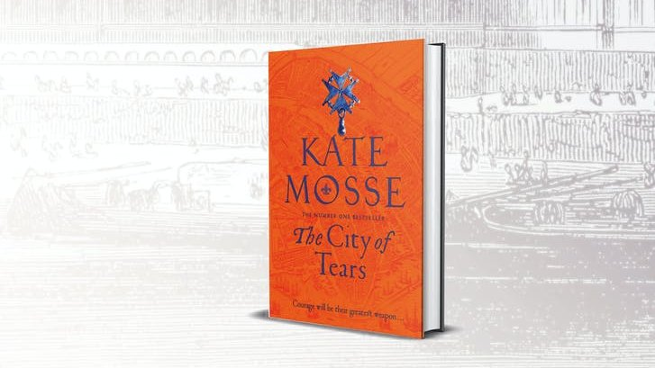 Wishing a very happy publication day to @katemosse 🎉 We can't wait to dive into #TheCityofTears today, then hear all about it from the author herself tomorrow alongside @jojomoyes: