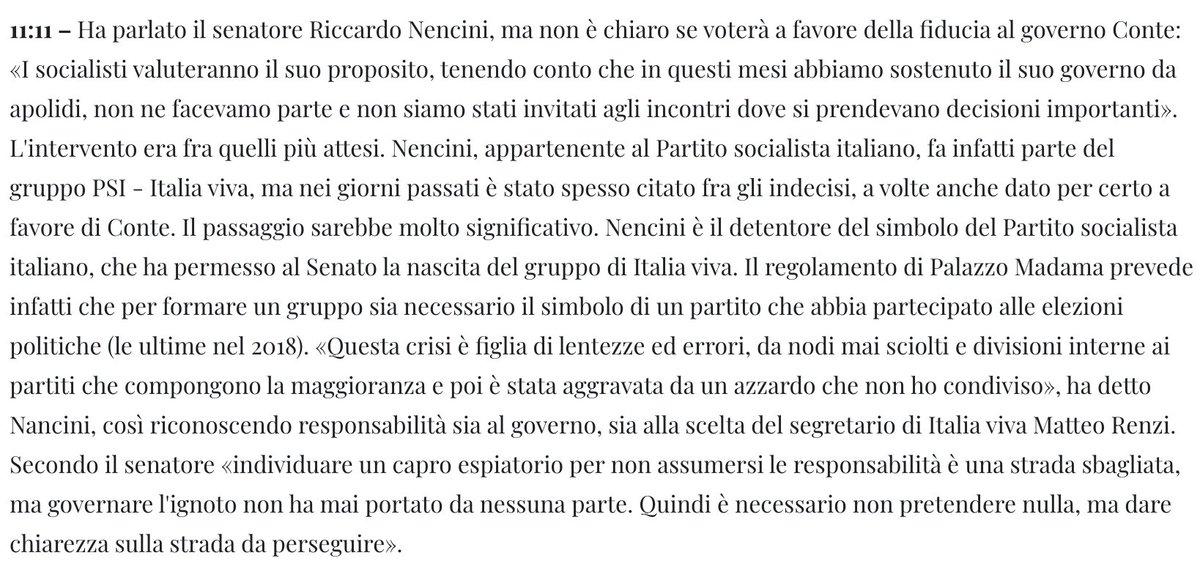 #nencini