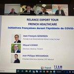 @FrencHealthcare a votre service pour jouer collectif à l'international