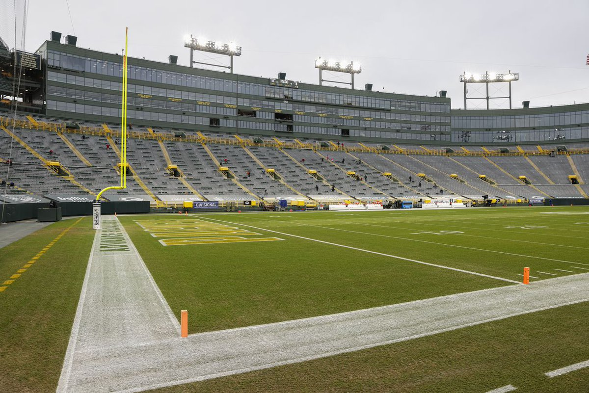 NFL playoffs 2021: Buccaneers-Packers, Bills-Chiefs weather forecasts call for chance of snow on Conference Championship Sunday (1/24/21) https://t.co/kQT5Fxbgbf https://t.co/edjFrLEN3u