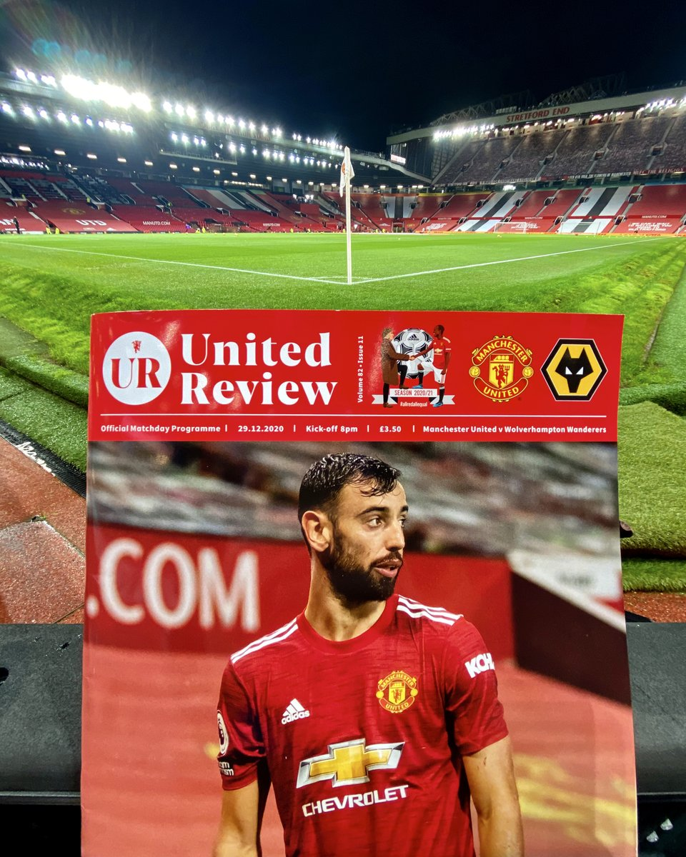 📚 Fancy joining @B_Fernandes8 in an upcoming issue of #UnitedReview?  Send any pictures, messages or birthday shoutouts through to 𝘂𝗻𝗶𝘁𝗲𝗱.𝗳𝗮𝗺𝗶𝗹𝘆@𝗺𝗮𝗻𝘂𝘁𝗱.𝗰𝗼.𝘂𝗸 for a chance of getting selected 😊  #MUFC