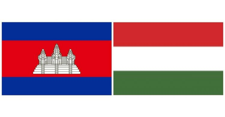 The Joint Commission on Economic Cooperation between #Cambodia and #Hungary will hold the first meeting via virtual conference on Jan. 20-21 to boost bilateral trade and economic cooperation
