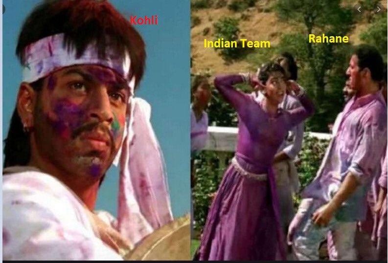 #AUSvsIND #INDvsAUS @imVkohli #TeamIndia @ImRo45