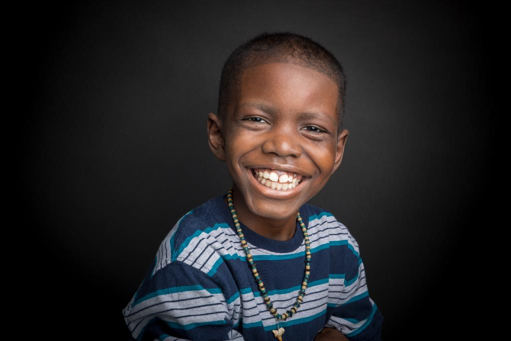 """He just had a really, really good positive outlook that made everyone else around him rise to his level,"" said St. Jude dad Wardell.  Here's a look at how Cameron, ""The Kid With The Magic Smile,"" can inspire all of us."