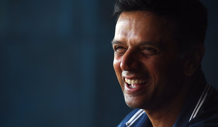 Can we take a moment to thank Rahul Dravid for all that he's doing for Indian Cricket? The resilience that the youngsters have shown had shades of The Wall.   #AUSvIND #AUSvsIND #AUSvINDtest #AUSvINDtest #Dravid #AUSvsIND #AUSvIND #BCCI #AjinkyaRahane