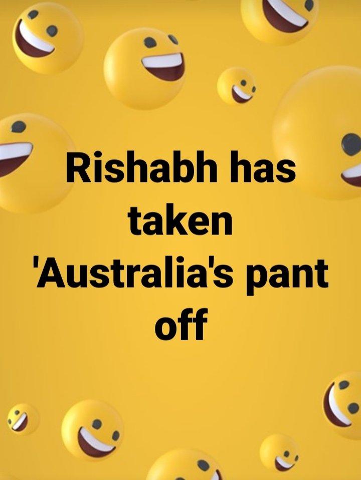 @RishabhPant17 @RaviShastriOfc @BCCI @CricketAus @tdpaine36 @virendersehwag @imVkohli @aajtak @ajinkyarahane88 @SGanguly99 #AUSvsIND #brisbanetest #AskTheExperts