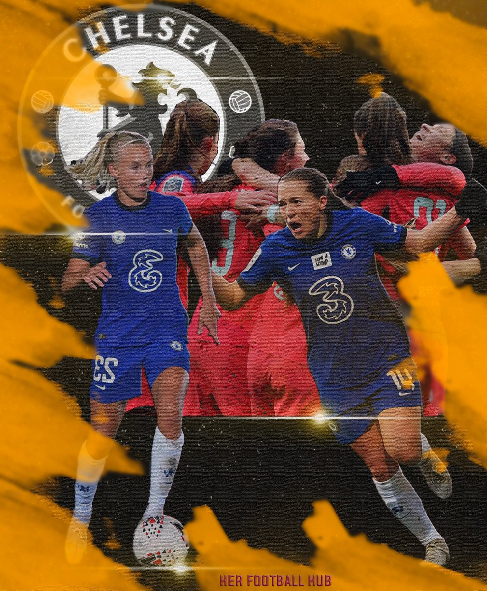 Tuesday wallpaper go for @ChelseaFCW ⚽️👏  #WSL #BarclaysFAWSL   🎨 @WalleEspinoza