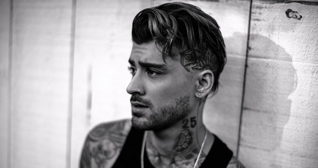Official Albums Chart Update: @zaynmalik's Nobody Is Listening is the most streamed new release of the week so far, heading for Top 10 debut