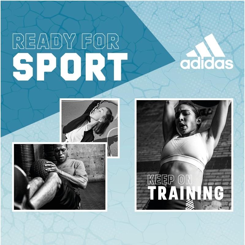 ¿Preparados para el deporte?🤽🏼♂️⛹🏻♂️🏋🏼♀️ En @adidas sí, y lo hace con su nueva colección #READYFORSPORT💥.  ⚠️ ¿Quieres saber de qué se trata?   Ven a @FactoryBonaire antes del 17 de febrero 🧡.