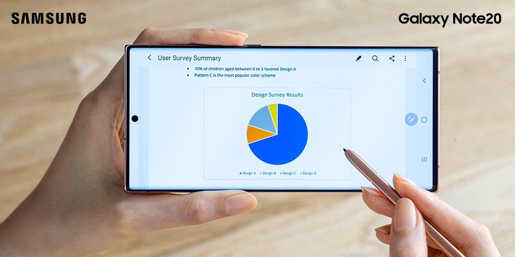 Το Work from Home περνάει σε ένα άλλο επίπεδο. Με το Galaxy Note20 και το Link to Windows θα ανακαλύψεις μία νέα εμπειρία που θα κάνει update στην επαγγελματική σου καθημερινότητα. . #GalaxyNote20 #DoWhatYouCant