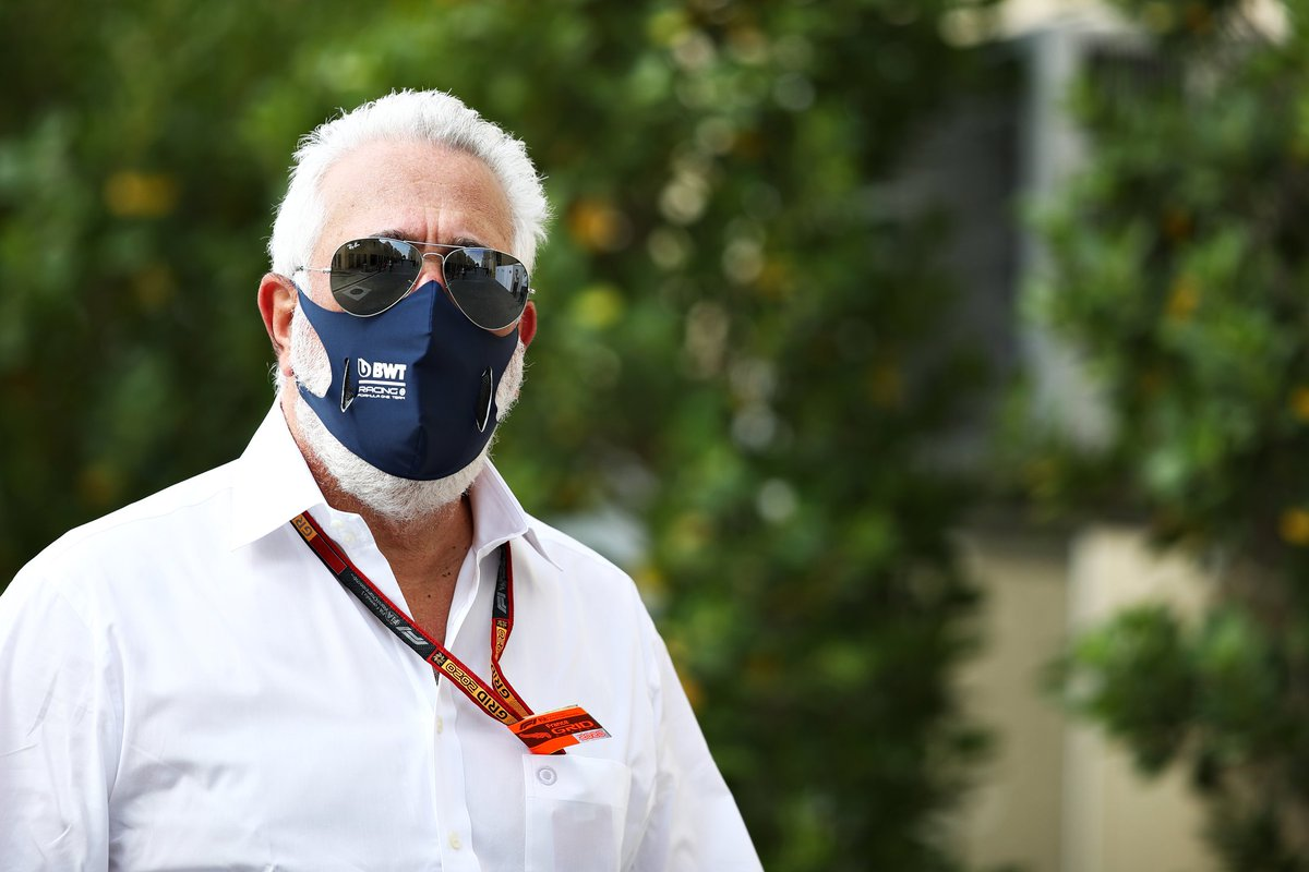 Stroll wants Aston Martin to 'make people sit up and take notice' on F1 return  #F1 #Formula1