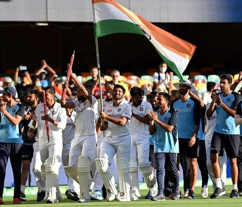 Congratulations #TeamIndia. Youth is the key to success... Bravo...