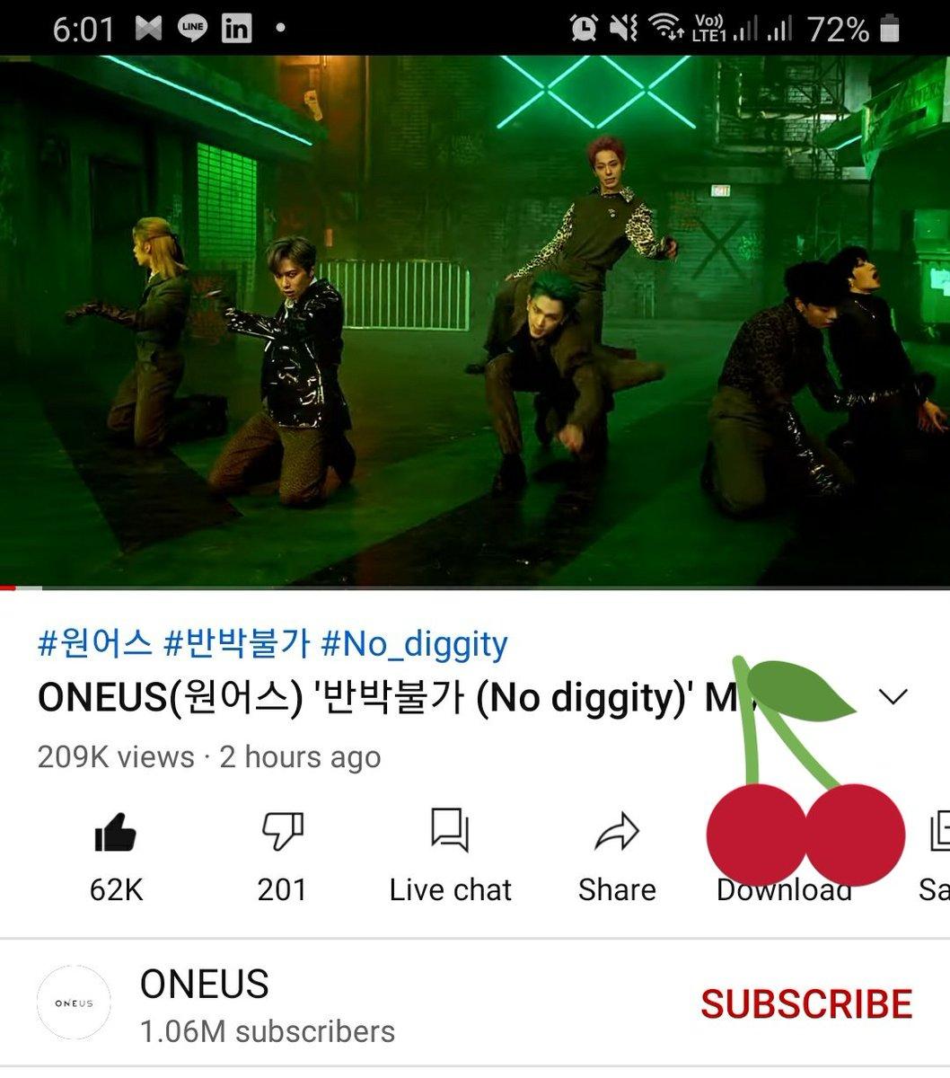 @euniseong #ONEUS #ONEUS_DEVIL_NoDiggity  MV nya kerenn!! Pertama kalinya nonton MV dari boyband ONEUS ganyangka bakal keren. Lagunya juga oke!   Note: awal, fav, tengah, akhir 💫