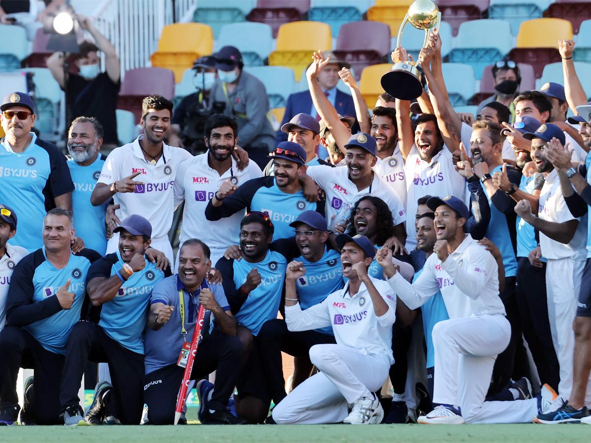 #INDvsAUS #AUSvsIND #GabbaTest #RaviShastri  #TestCricket #testmatch #IndiavsAustralia