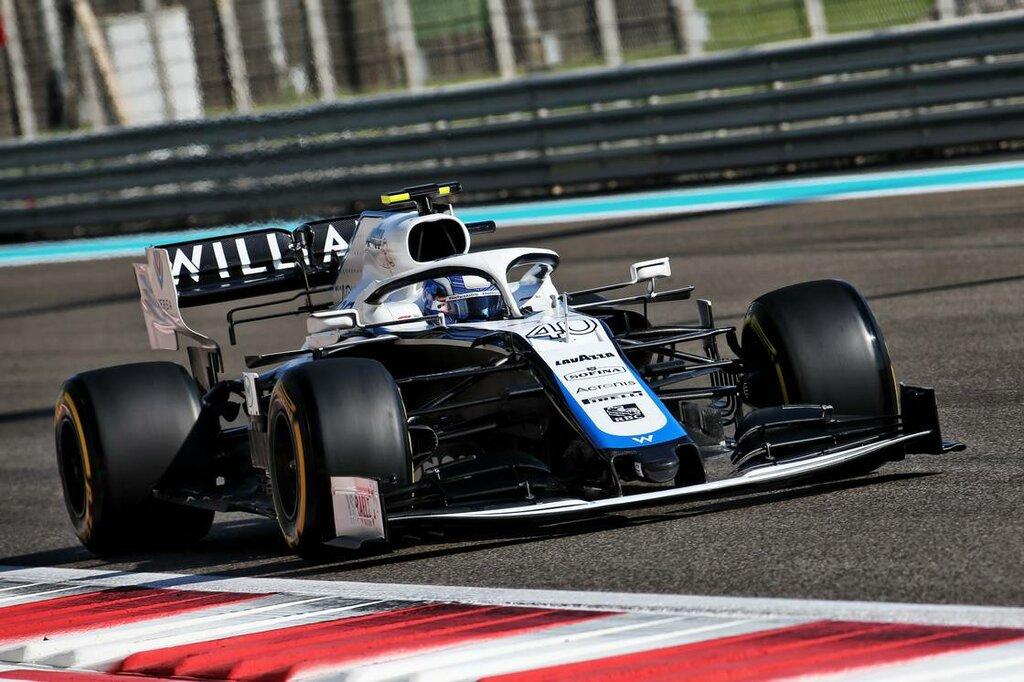 Het team van @WilliamsRacing is verheugd aan te kondigen dat @RoyNissany zijn werk als Official Test Driver bij het team zal voortzetten in 2021. #F1 #Formula1 #FormulaOne #WeAreWilliams #Williams #WilliamsRacing #lavazza