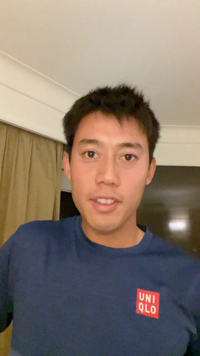 Kei posted a message on his App from a hotel room in Melbourne  https://t.co/vr1TLJY2Yt https://t.co/DV91gcTyEl