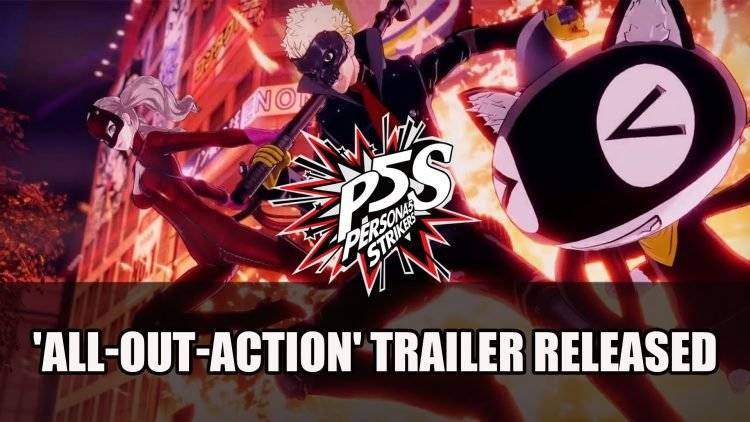 Fextralife - The latest trailer for #Persona5Strikers goes 'All-Out-Action,' featuring gameplay of the upcoming Action-RPG.  ➡️