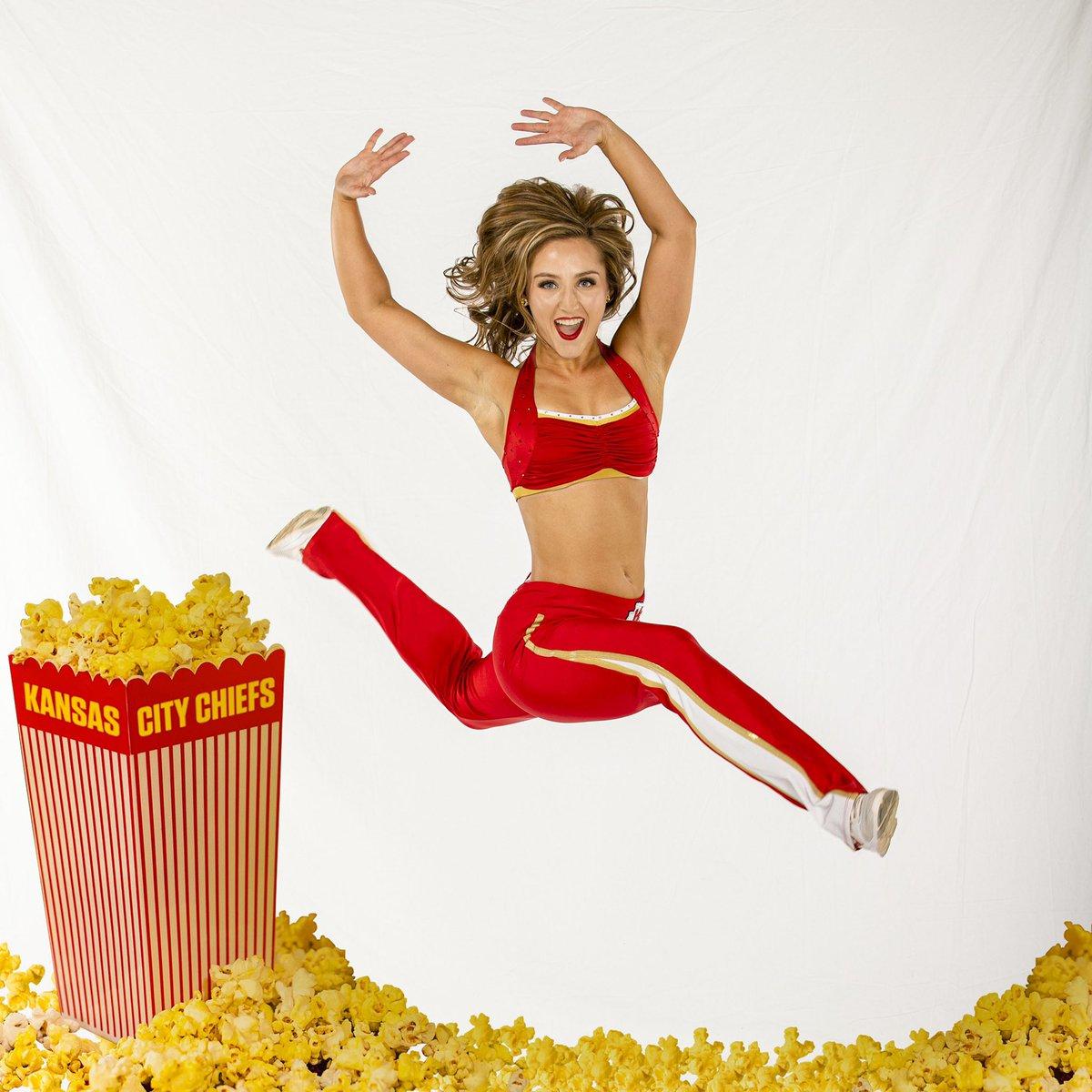 Get your popcorn ready for Sunday! #NationalPopcornDay