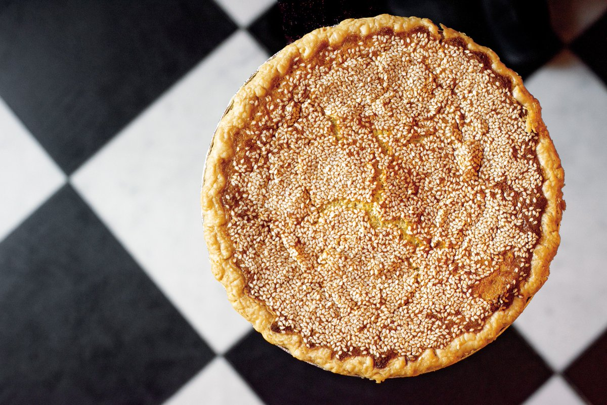 The myth and mystery of chess pie.