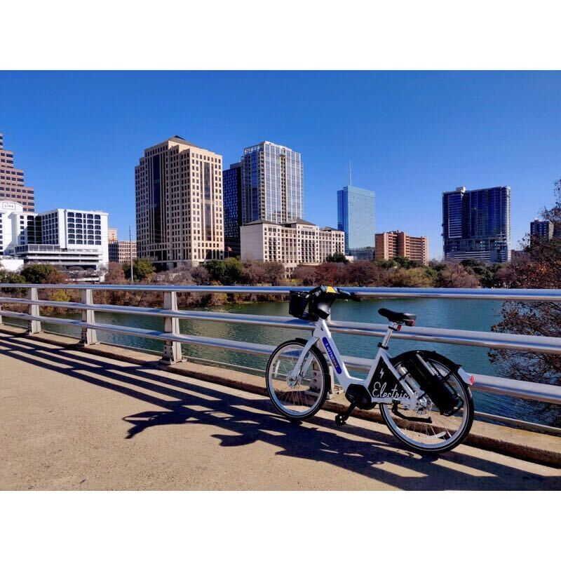 Yearly Membership: $86.60 📆  Average cost of 365 days worth of biking with #MetroBike:  💥 $7.22/mo with our Local365 pass option 💥  Spending socially distanced time exercising around #ATX this winter: Unforgettable 🚲💨 🌇 🚲💨   Simply dock to reset the clock! #AloneTogether