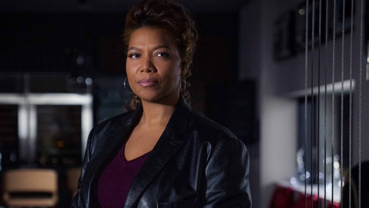 """.@IAMQUEENLATIFAH uses her """"powers for good"""" in @TheEqualizerCBS: https://t.co/lZtBlClB8B https://t.co/2Y0Dmrtjae"""