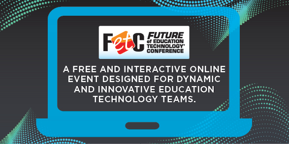 One week remaining to register for the premier FREE virtual ed tech event of the year! #FETC #edtech