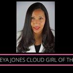 Image for the Tweet beginning: Meet @Microsoft's Rokeya Jones: Cloud