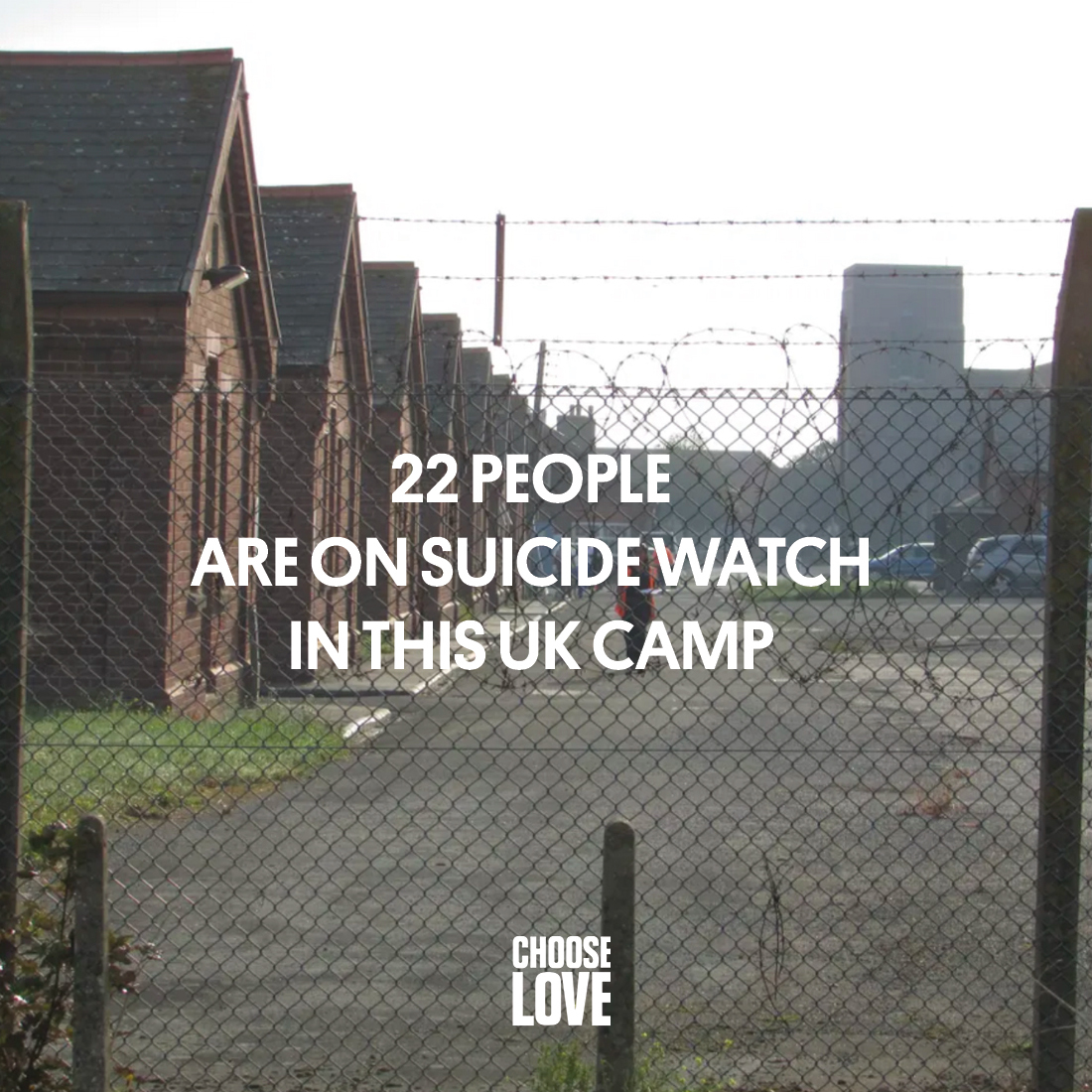 Napier Barracks in Kent has been used to house around 400 people seeking asylum.  Not only are 22 people on suicide watch, but now over a quarter of the entire population of the facility has contracted COVID.  This is scandal, but not a surprise.   1/3