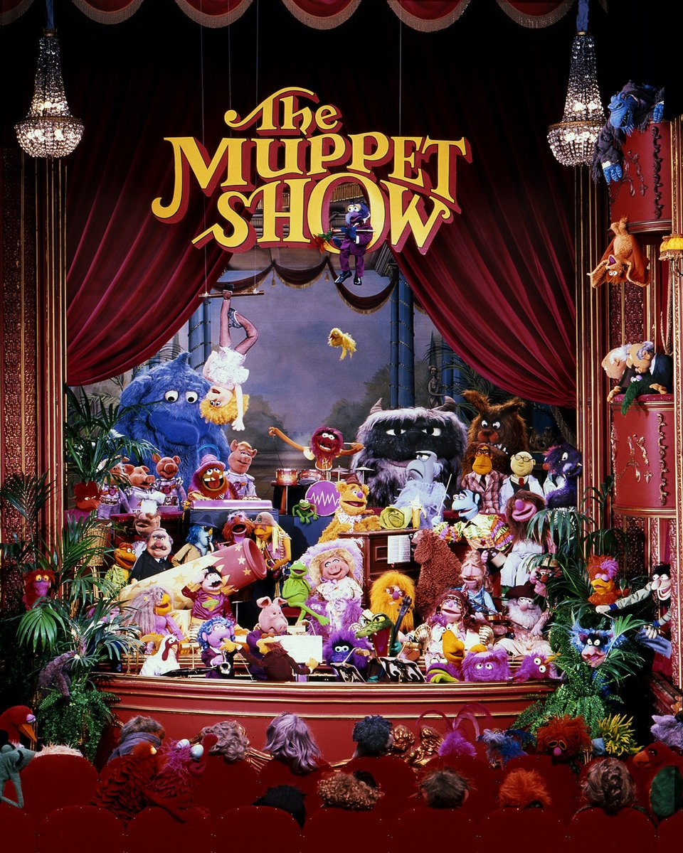 All five seasons of The Muppet Show are heading to Disney Plus https://t.co/WI0fqi5TeB https://t.co/rXuNIv5fvB
