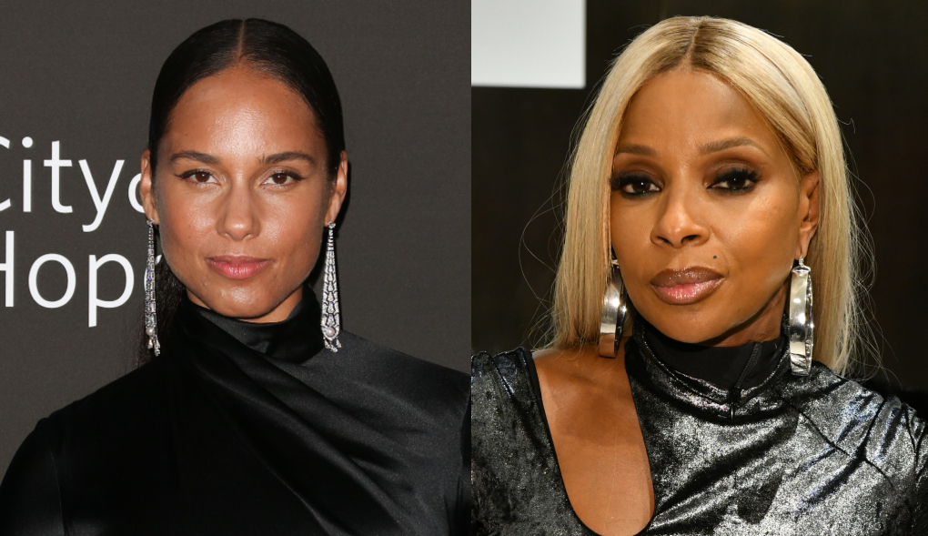 Alicia Keys, Mary J. Blige and more artists call on Biden administration to launch commission on racial inequality with #BreatheWithMe campaign.