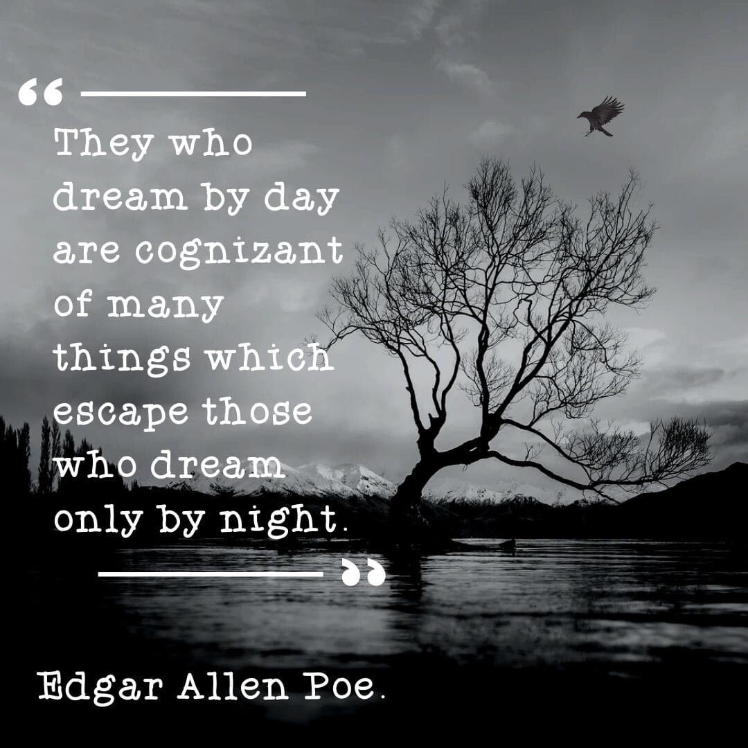 Happy Birthday, Mr. Poe! Thank you for showing us the spooky side of life!   #spooky #spookyseason #edgarallanpoe #afterlife #Mystery #WritingCommunity