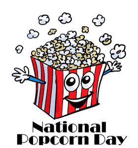 Today is #NationalPopcornDay We celebrate the treat that's enjoyed at sporting events & homes worldwide. Popcorn was developed by Native Americans but was popularized in the mid 19th Century quickly becoming a staple of the American diet. #tuesdayvibe #ArmyTeamNashville #JoinUs