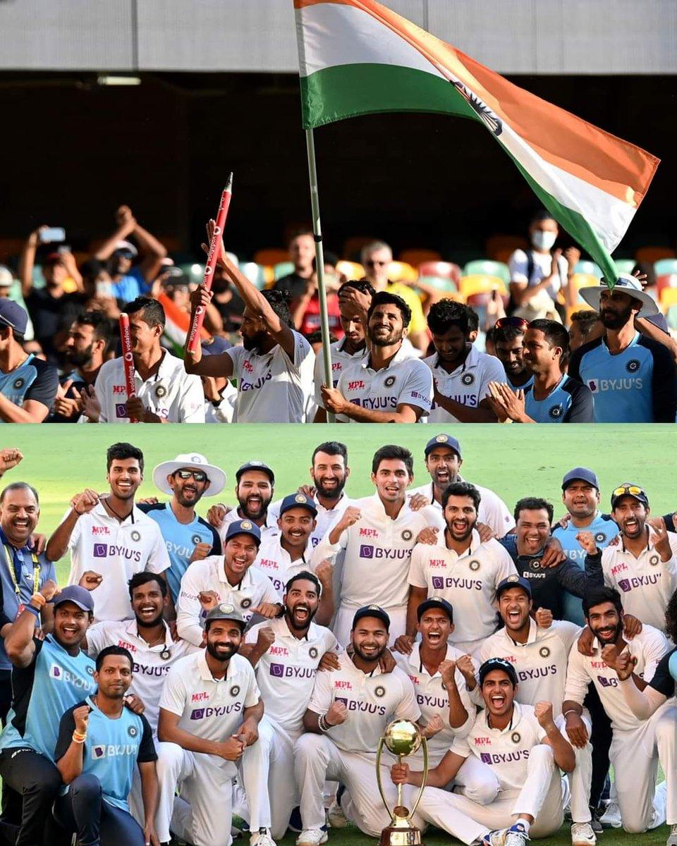 #TeamIndia  #INDvsAUS  #AUSvINDTest @BCCI @ICC  #VeralevelPerformance💥🇮🇳🇮🇳🇮🇳😎🏆😍🔥💪👏🏅