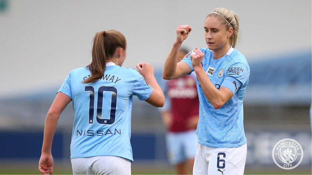📆 @BarclaysFAWSL fixture update! 📆  🆚 West Ham Women (H) ⏰ Sunday 31 January, 14:00 UK 📺 FA Player   🆚 Arsenal Women (A) ⏰ Sunday 7 February, 14:30 UK 📺 BT Sport  🔷 #ManCity |