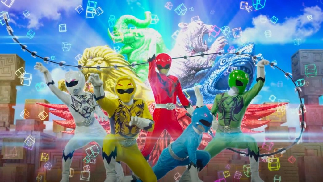 Power Morphicon must have a new PR team in the new future after Dino Fury & when the COVID-19 spread is slowed down completely. Which one could it be? #PowerRangers #Hasbro #RangerNation #Tokusatsu #SuperSentai