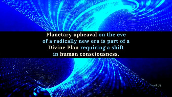 What is happening now is part of the #Divine Plan...we are being asked to let go of the old to make room for something very new. It takes #courage to step into the #unknown...but we are not #alone. #AloneTogether #chaos #SHIFT #shiftingrealities #SHIFTeverything #consciousness
