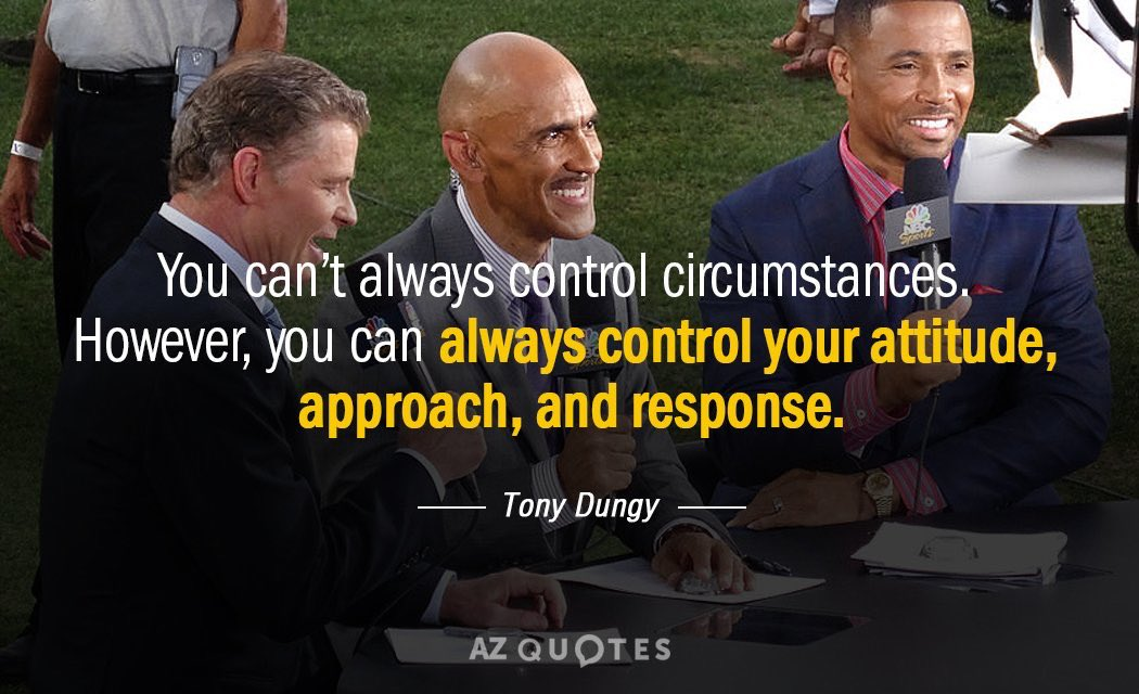 #ColtsNation #HoosierNation   A little something this Tuesday morning from the unbelievable and amazing @TonyDungy.   Love this quote.   #ForgedinBlue⚒️ #ForTheShoe #LEO #Colts #Hoosiers