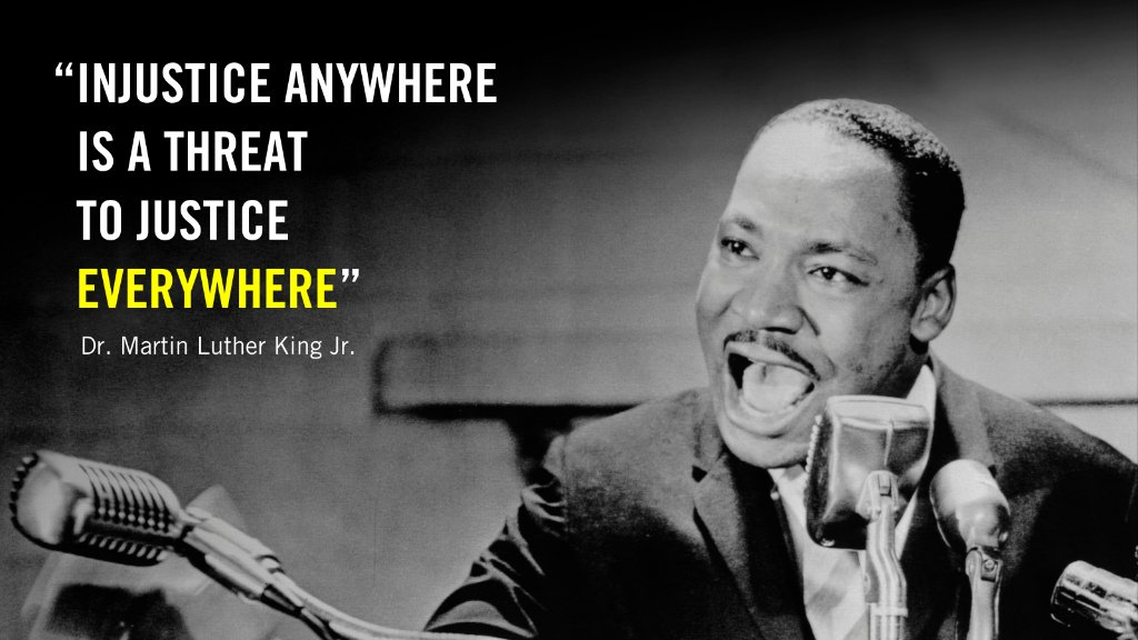 👇 These are words to live by, not just on #MLKday yesterday, but every day.